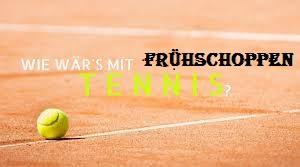 Frühschoppen-Tennis