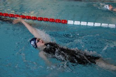 Foto zur Meldung: Schwimmen Lausitz-Pokal in Spremberg