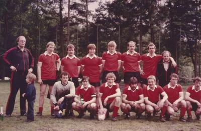 Foto zur Meldung: Vor 35 Jahren: Herzschlagfinale für Schmalensees Fußballer