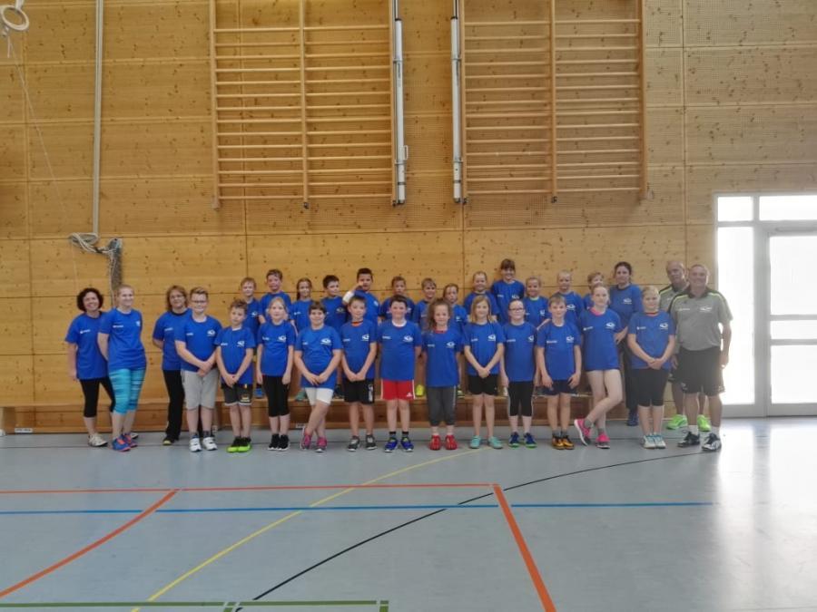 SV Glückauf Bleicherode - Handball - Trainingscamp mit Dago