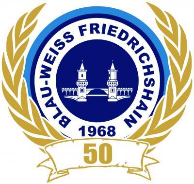 Vorschaubild zur Meldung: 50 Jahre Blau-Weiß Friedrichshain: Der Jubliäumskick