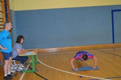 Foto zur Meldung: stärkster Schüler / stärkste Schülerin in Lauchhammer gesucht