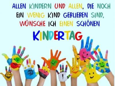Vorschaubild zur Meldung: Tollen Kindertag erlebt