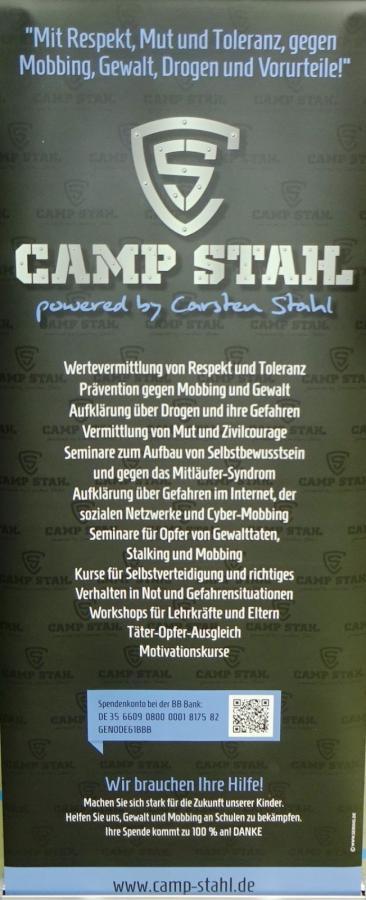 Ganztagsschule Lernen Herzberge Camp Carsten Stahl
