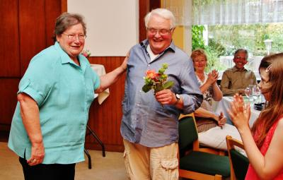 Foto zur Meldung: Der 50. Geburtstag – Siedler feierten ihr Jubiläum