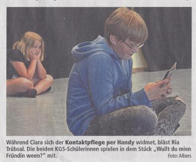 Zevener Zeitung 24.02.2018 - von Bert Albers