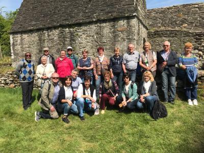 Foto zur Meldung: Pfarrstudienreise nach Irland