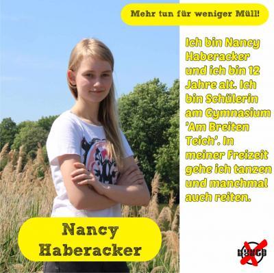 Foto zur Meldung: Unsere Kandidatinnen und Kandidaten - Haberacker, Nancy