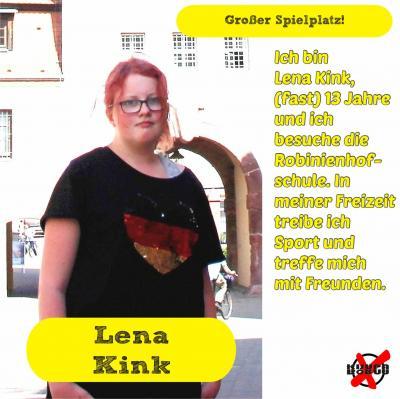 Foto zur Meldung: Unsere Kandidatinnen und Kandidaten - Kink, Laura