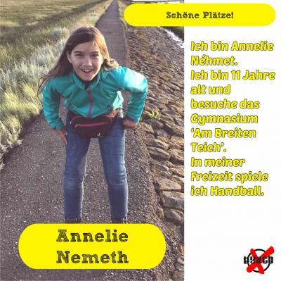 Foto zur Meldung: Unsere Kandidatinnen und Kandidaten - Nèmeth, Annelie