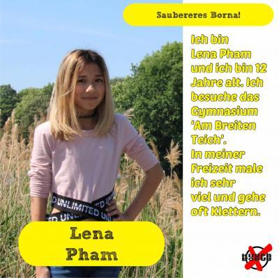 Foto zur Meldung: Unsere Kandidatinnen und Kandidaten - Pham, Lena