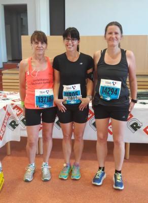 Birgit, Katja und Diana