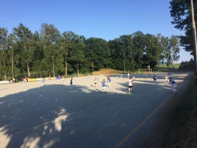 Foto zur Meldung: B-Junioren siegen mit 6:1 gegen Mücka