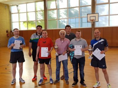 Vorschaubild zur Meldung: Vereinsmeisterschaften Tischtennis