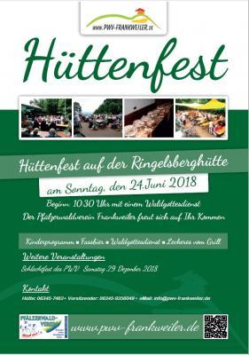 Hüttenfest 2018