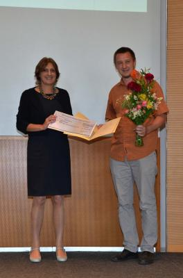 Foto zur Meldung: Weiterbildungspreis Brandenburg für die Villa