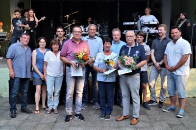 Foto zur Meldung: Stadt- & Vereinsfest 2018