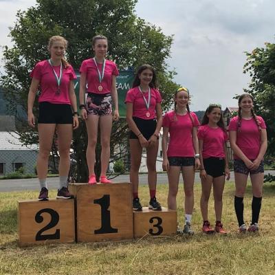 Foto zu Meldung: Thüringer Langlauf Cup und Rangliste Biathlon Inliner Technik Sprint in Gräfenroda