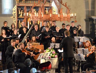 Junge Musiker aus ganz Deutschland fanden sich im Vorjahr zu einem mit Begeisterung aufgenommenen Konzert in der Kirche Klettwitz zusammen. Am 23. Juni 2018 soll es hier erneut zu einem Wiedersehen mit dem Publikum kommen.