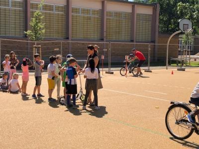 Foto zur Meldung: Aktionstag für Verkehr und Mobilität