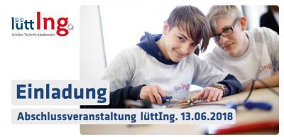 Foto zur Meldung: Abschlussveranstaltung des LüttIng-Projekts in Kiel