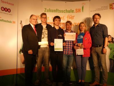 """Foto zur Meldung: Zukunftsschule 2018/19  """"Wir setzen Impulse!"""""""