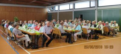 Foto zu Meldung: Seniorenkaffee in Laudert