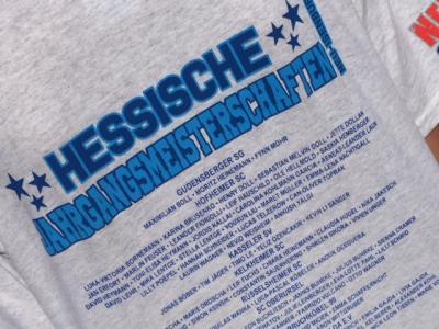 Vorschaubild zur Meldung: Hessische Jahrgangsmeisterschaften Neu-Isenburg - TOP TEN Platzierungen und persönliche Bestleistungen