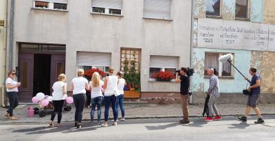 Foto zur Meldung: rbb-Landschleicher in Freyenstein
