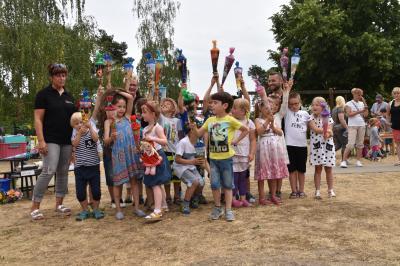 """Vorschaubild zur Meldung: Sommerfest der AWO Kita """"Haus der kleinen Strolche"""" in Wittenberge"""
