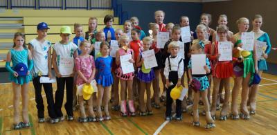 Foto zur Meldung: Brandenburger Landesmeisterschaft 2018 im Rollkunstlauf