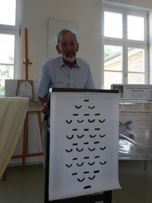 Der Literaturwissenschaftler Martin Niemöller