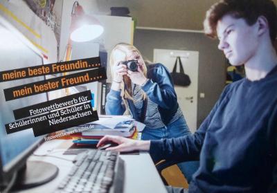 Vorschaubild zur Meldung: Erfolg beim niedersächsischen Fotowettbewerb