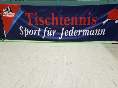 Vorschaubild zur Meldung: Tischtennis-Nachwuchs Qualifikation für Landesrangliste TT