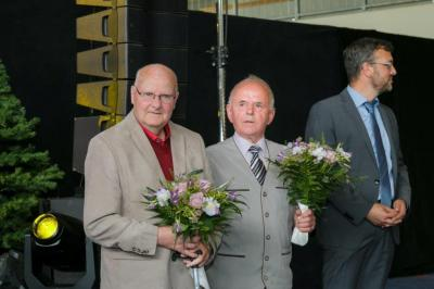 Vorschaubild zur Meldung: Auszeichnung für Dr. Paul Stahlberg