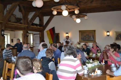 Vorschaubild zur Meldung: Gäste aus Bramhar Meppen