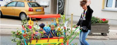 Foto zur Meldung: Viele Jahrestage und ein großes Fest in Braunichswalde