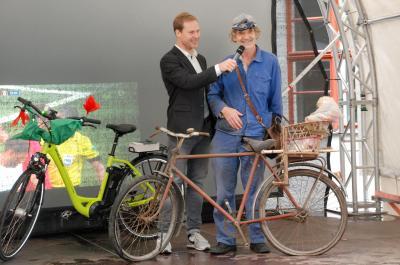 Foto zu Meldung: Elbe-Elster mischt ab sofort beim E-Bike-Trend mit