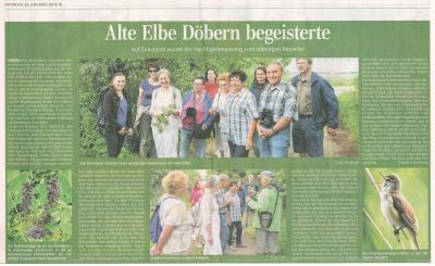 Torgauer Zeitung, 20. Juni 2018