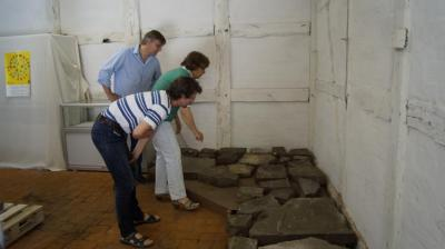 Vorschaubild zur Meldung: Forschung zur jüdischen Geschichte in Wusterhausen