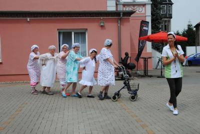 Vorschaubild zur Meldung: Sommerfest der AWO Sozialstation in Wittenberge