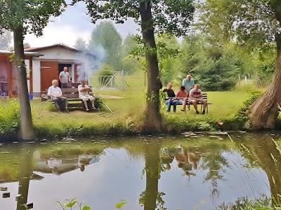 Foto zu Meldung: soziale Verantwortung – Anglerverein Roßla nimmt sie wahr