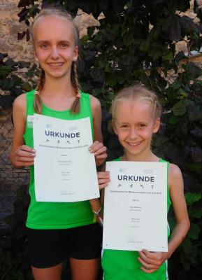 Foto zur Meldung: Unterfränkische Meisterschaften U14 und U12