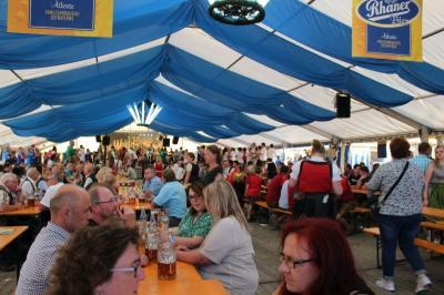 Foto zur Meldung: Ein schönes zweifaches Geburtstagsfest