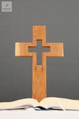 Foto zur Meldung: Festgottesdienst im Festzelt