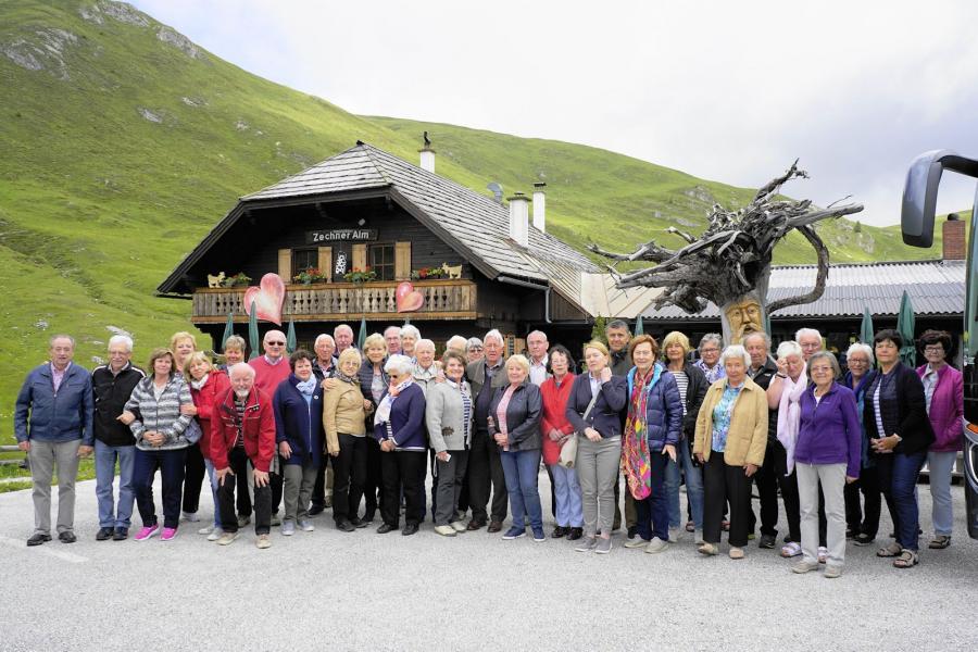 Partnerschaftskomitee Millstatt Am See Burgerbusreise Nach Millstatt