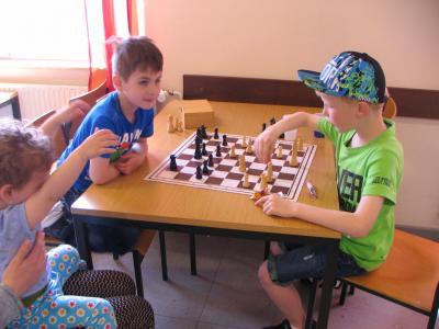 Vorschaubild zur Meldung: Sommerferien-Schachturnier für Kinder/Jugendliche