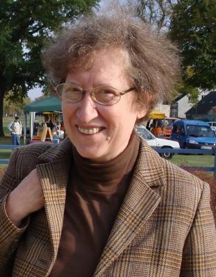 Foto zur Meldung: Adelheid Schendel 1943-2018