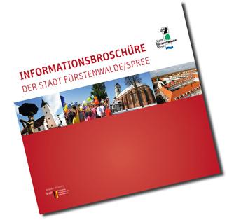 Vorschaubild zur Meldung: Was finde ich wo? Neuauflage der Informationsbroschüre für die Stadt Fürstenwalde in Vorbereitung