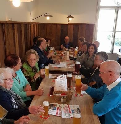 Foto zur Meldung: Gemeindeausflug 2018 – ½ Tagesfahrt am 08.09.2018